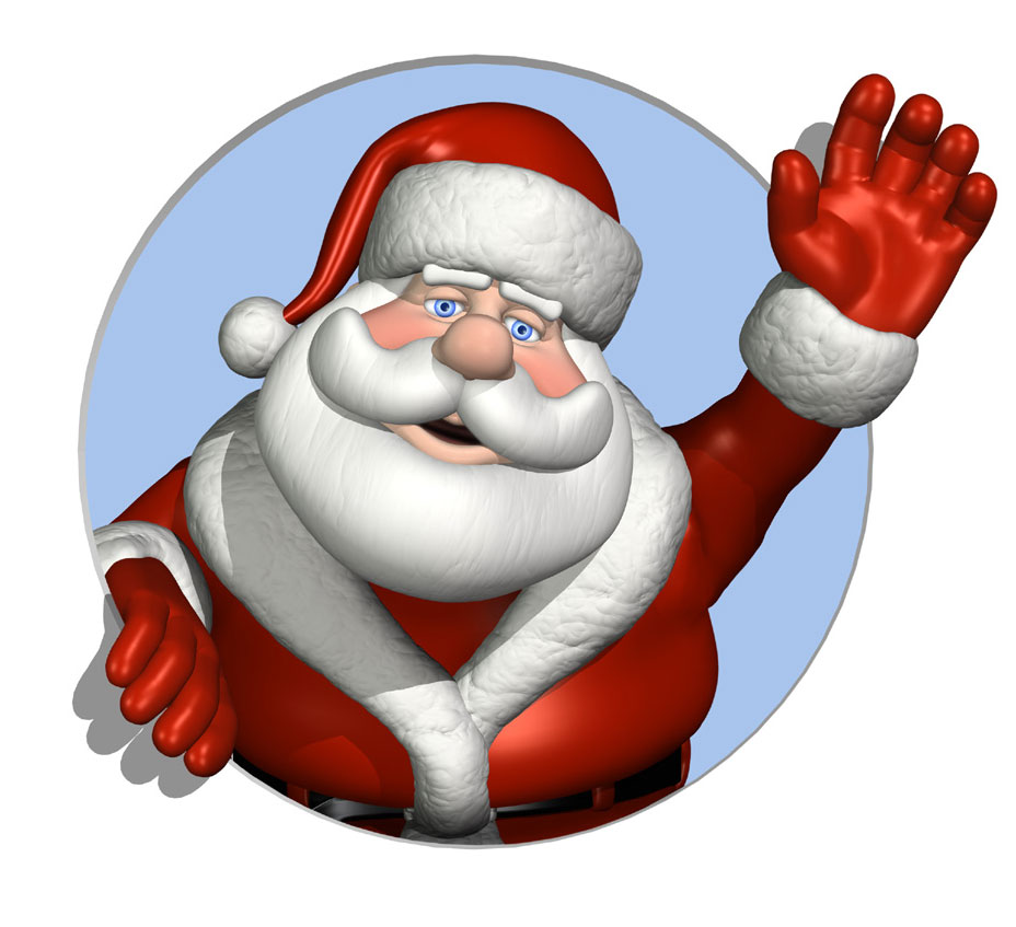 Free santa clipart jpg picture free stock Free Santa Clip Art & Santa Clip Art Clip Art Images - ClipartALL.com picture free stock