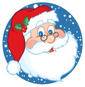 Free santa clipart jpg picture freeuse Free Santa Clipart & Santa Clip Art Images - ClipartALL.com picture freeuse