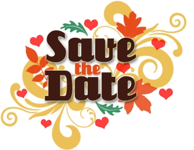 Free save the date clipart. Clipartix on clip art