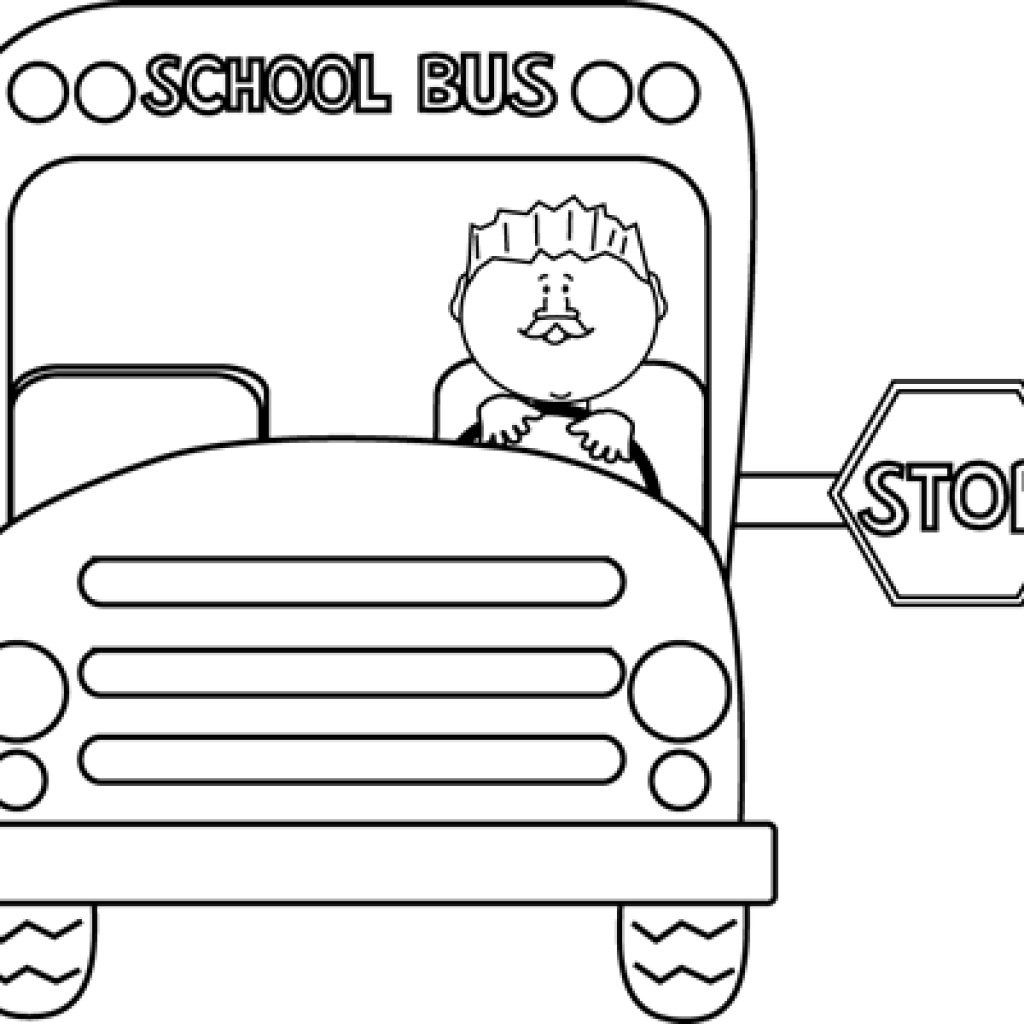 Free school bus clipart black and white clip royalty free library Bus Clipart Black And White fall clipart hatenylo.com clip royalty free library