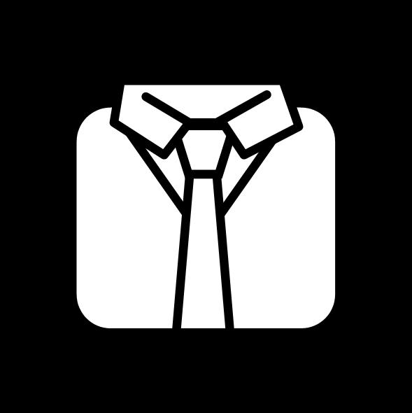 School uniform clipart black and white vector stock Uniform | Highshore School vector stock