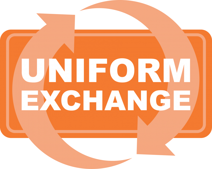 Free school uniform clipart vector transparent stock Uniform Exchange   Free Recycled School Uniform vector transparent stock
