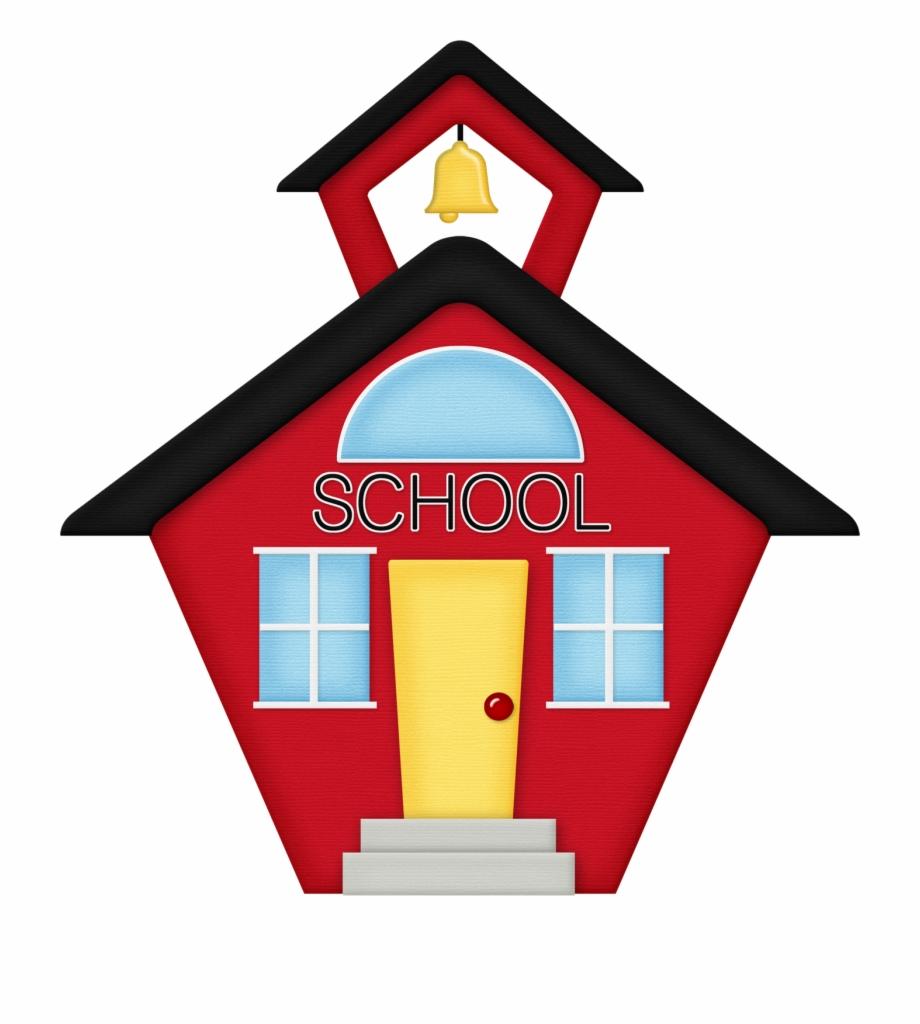 Free schoolhouse clipart. School house silhouette clip