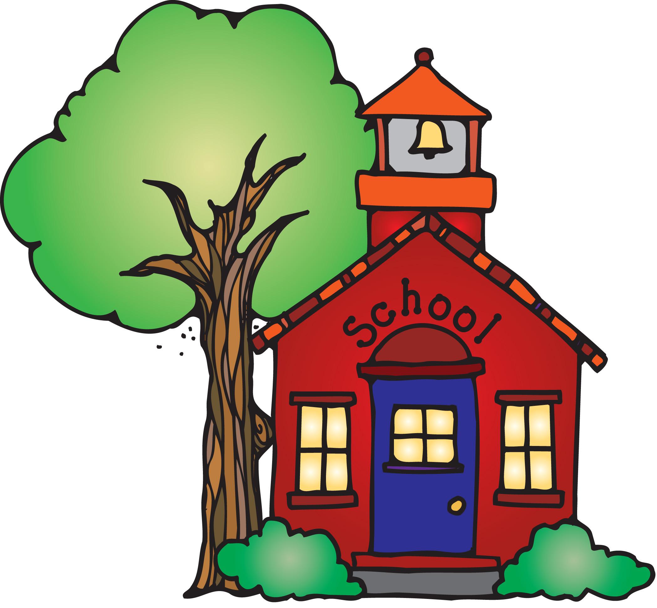 School house images panda. Free schoolhouse clipart