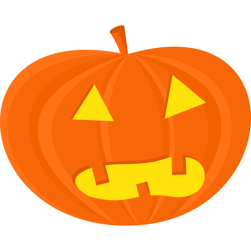 Scary pumpkin clipart black and white png library stock Jack o lantern jack lantern clipart and halloween pumpkins car ... png library stock