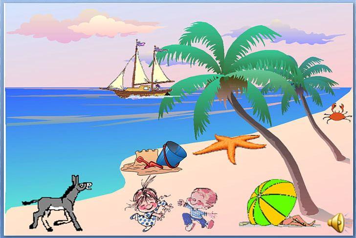 Resort png art beach. Free seaside clipart