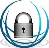 Free security clipart jpg royalty free Security Clip Art - Royalty Free - GoGraph jpg royalty free