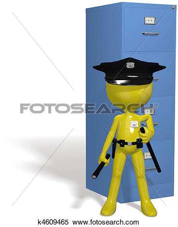 Free security clipart graphic freeuse Stock Photograph of security guard k3433879 - Search Stock ... graphic freeuse