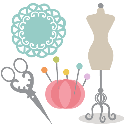 Free sewing clipart downloads graphic Free sewing clip art joomlacase 2 - Clipartix graphic