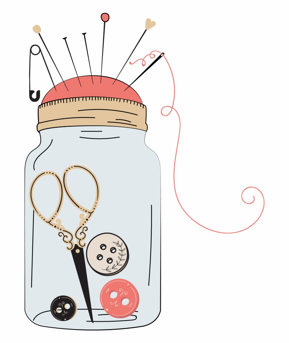 Free sewing clipart downloads image free stock Sewing Clipart Button Needle - Free Sewing Clipart Free PNG Images ... image free stock