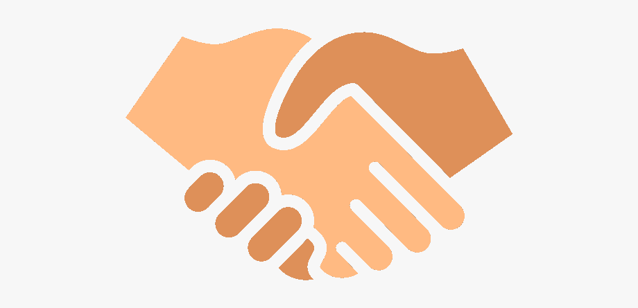 Free shaking hands clipart clip black and white download Handshake Clipart Orange - People Shaking Hands #968811 - Free ... clip black and white download