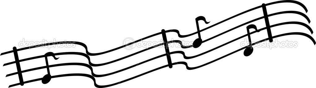 Free sheet music clipart graphic black and white download Sheet Music Clipart & Sheet Music Clip Art Images - ClipartALL.com graphic black and white download