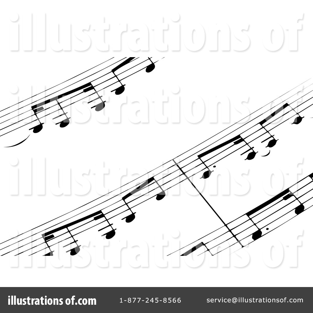 Free sheet music clipart picture download Sheet Music Clipart #28167 - Illustration by KJ Pargeter picture download