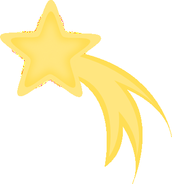 Free shooting star pictures clipart download Falling Star Free Clipart | THE MOON AND STARS | Shooting star ... download