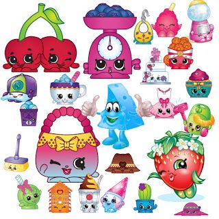 Shopkins birthday clipart clip art free library FREE! 215 Shopkins Clipart you can download for free on my blog ... clip art free library