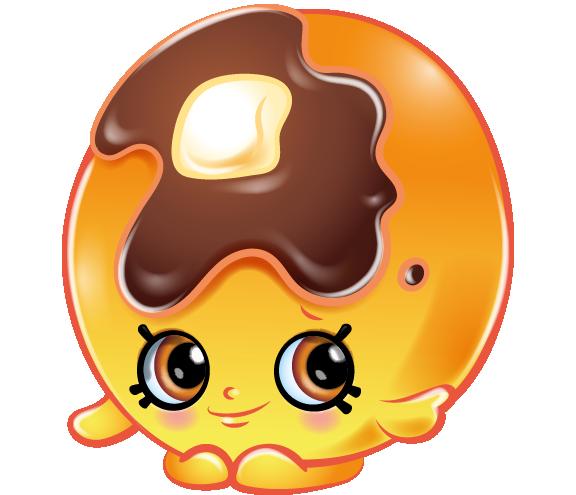 Free shopkins clipart. Pancake jake art official