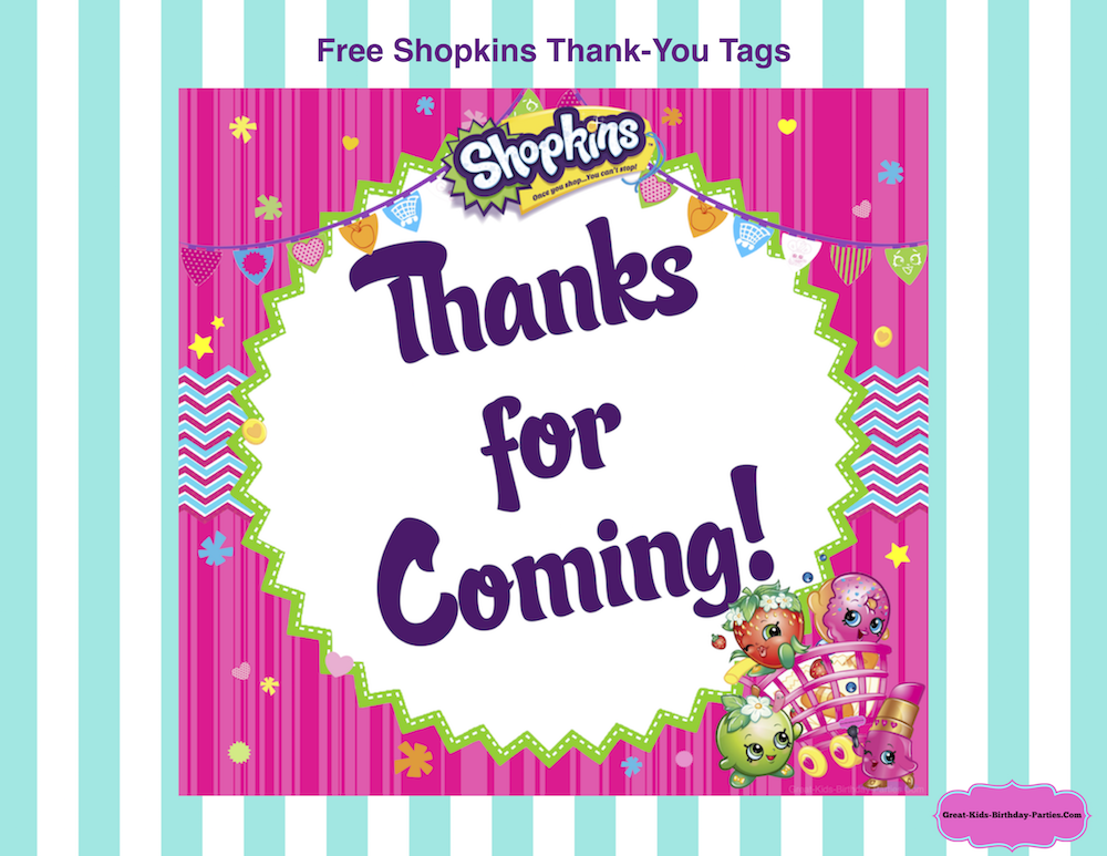 Free shopkins logo clipart png picture freeuse stock http://daisycelebrates.blogspot.com/2016/01/free-shopkins-birthday ... picture freeuse stock