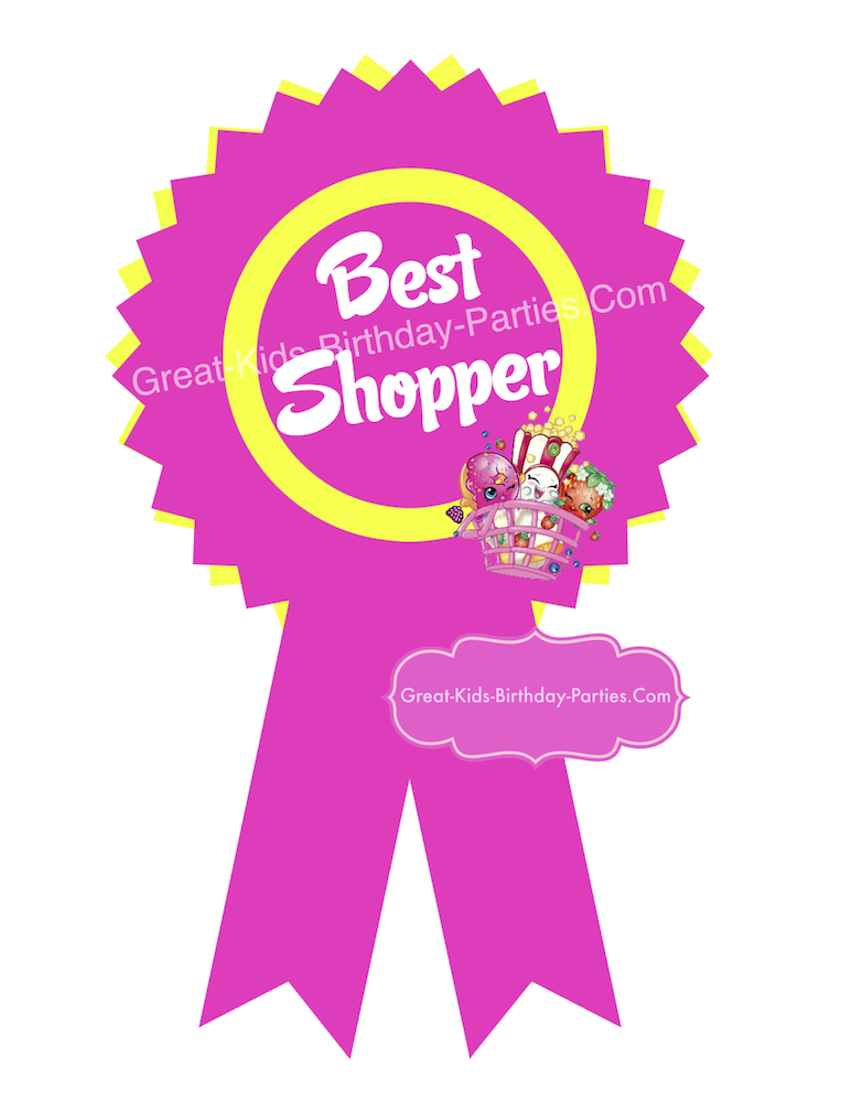 Free shopkins logo clipart png picture free Shopkins Birthday Party picture free