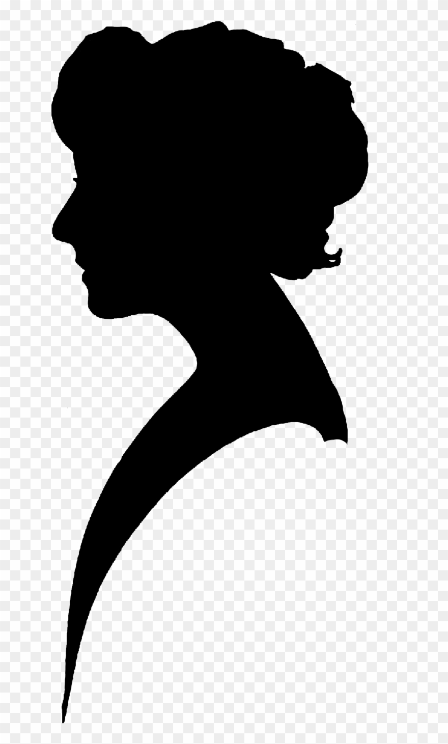 Free silhouette clipart images