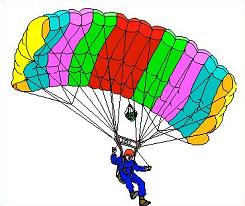 Parachute clipart hd svg library library Free Parachuting Cliparts, Download Free Clip Art, Free Clip Art on ... svg library library