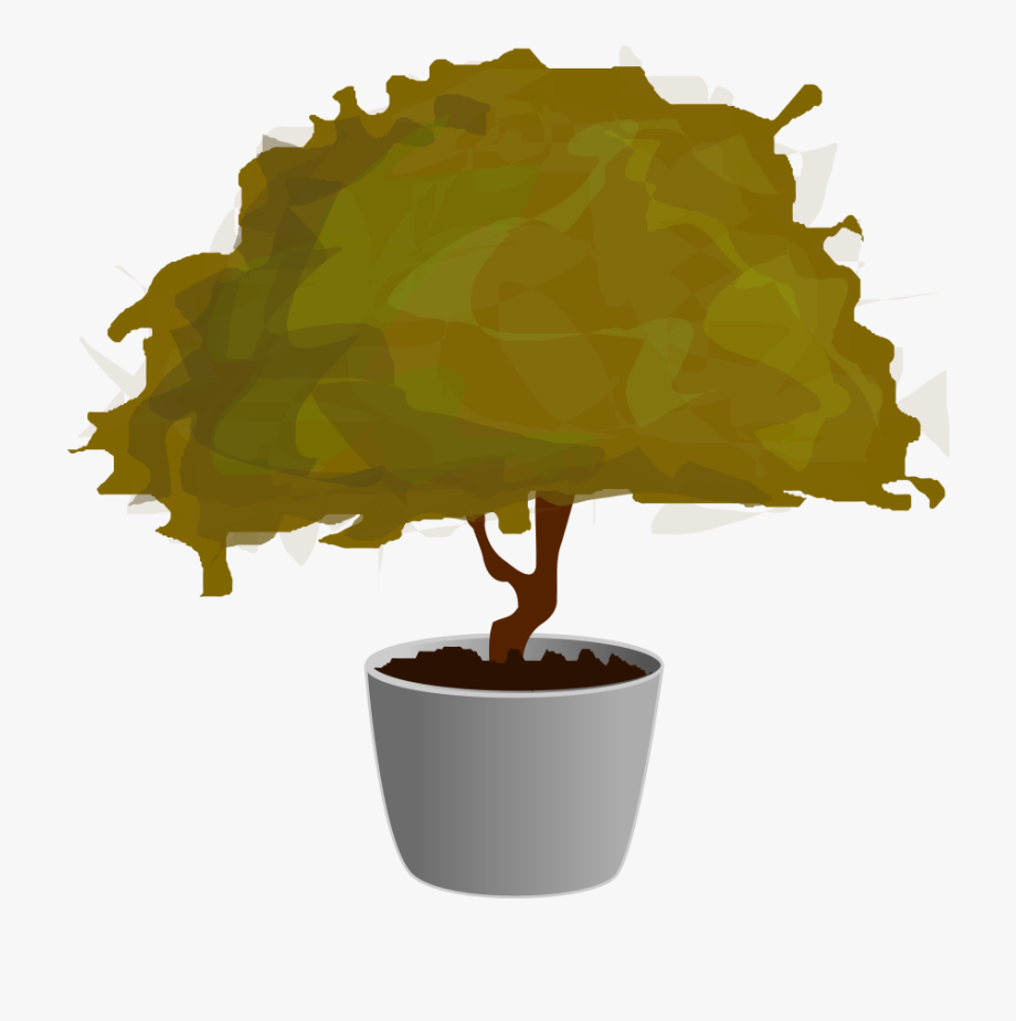 Free small clipart images png transparent stock Plant In Pot Small Clipart 300pixel Size, Free Design - Tree Pot ... png transparent stock