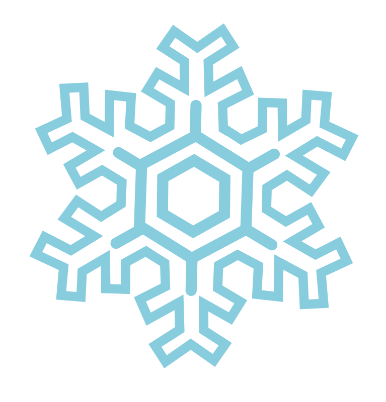 Free snowflake patterns clipart jpg royalty free download Clipart - Snowflake (stylized) jpg royalty free download