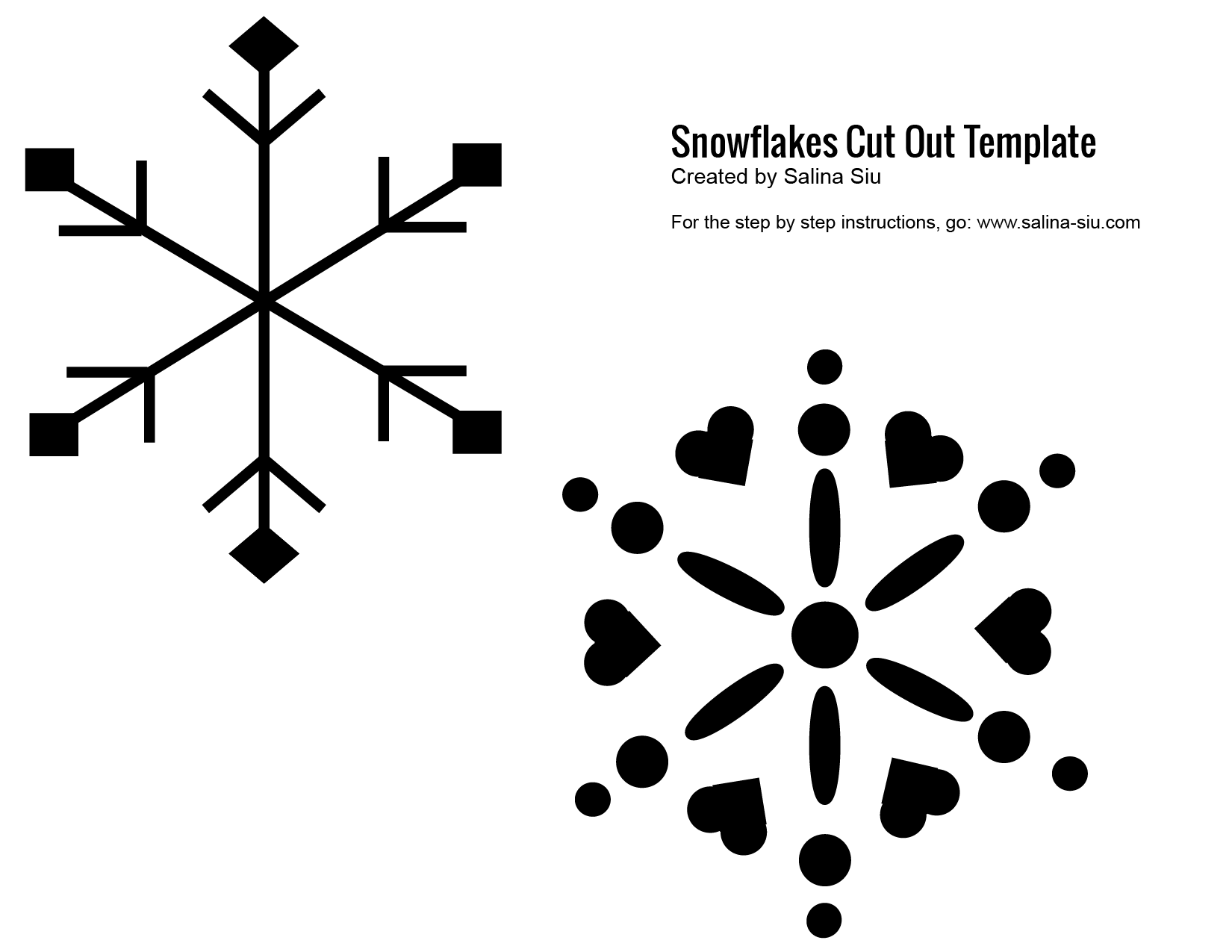 Free snowflake patterns clipart jpg free stock paper snowflakes template free download. free snowflake template ... jpg free stock