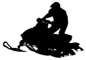 Free snowmobile clipart clipart library Clipart Of Snowmobiles | Free Images at Clker.com - vector clip art ... clipart library