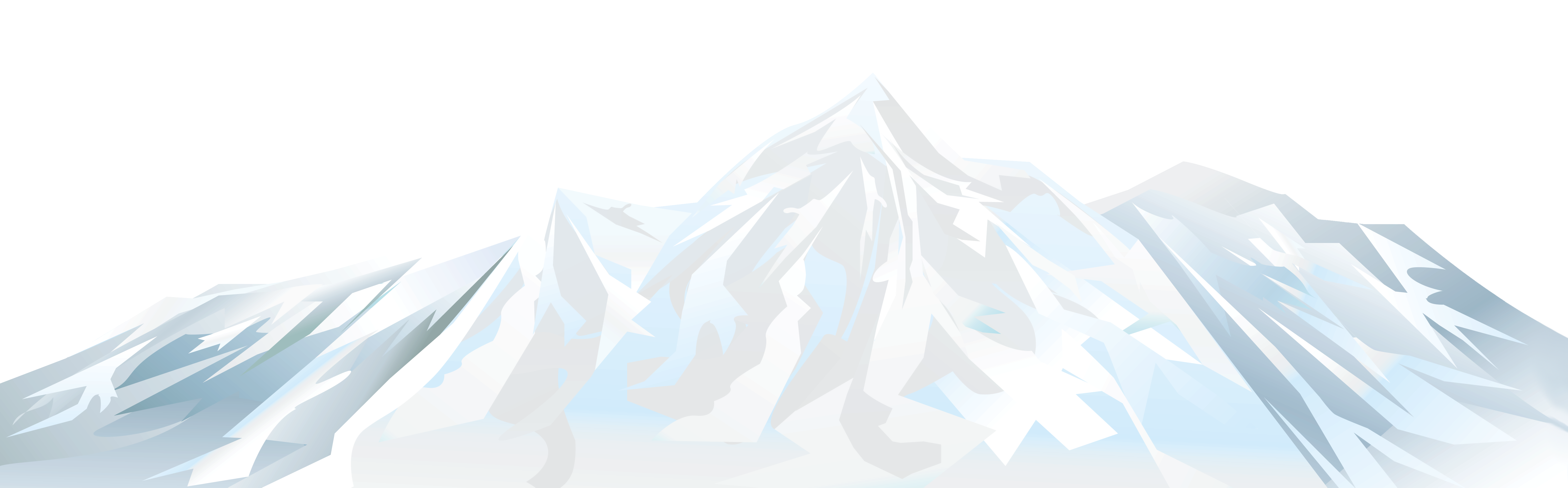 Winter mountain png image. Free snowy mountains clipart images