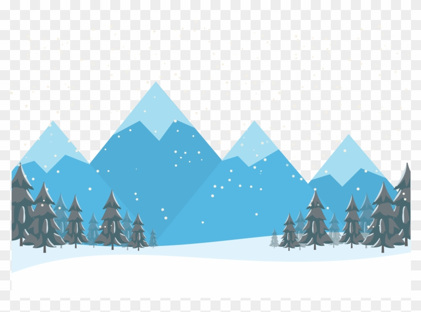 Free snowy mountains clipart images clipart download Cartoon Snow Transprent Png Free Download Elevation - Snow Mountain ... clipart download