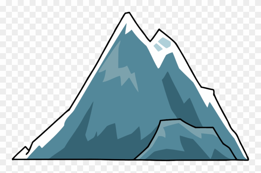 Free snowy mountains clipart images picture freeuse Mountain Free Icons And Backgrounds Clipart - Snowy Mountain Clip ... picture freeuse