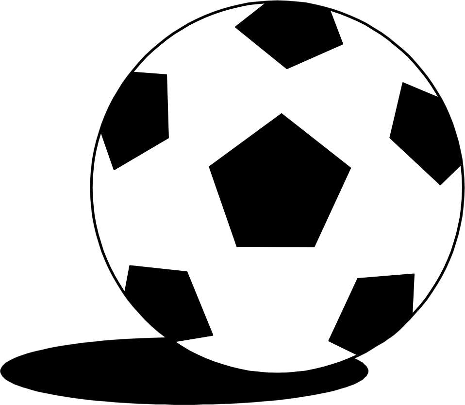Free soccer ball clip art graphic free download Soccer Ball | Free Stock Photo | Illustration of a soccer ball | # 9671 graphic free download