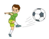 Free soccer ball clipart jpg stock Free Sports - Soccer Clipart - Clip Art Pictures - Graphics ... jpg stock