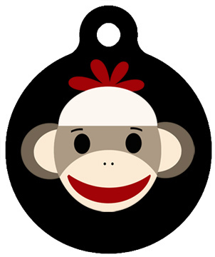 Free sock monkey clipart image black and white library Free Sock Monkey Clipart, Download Free Clip Art, Free Clip Art on ... image black and white library