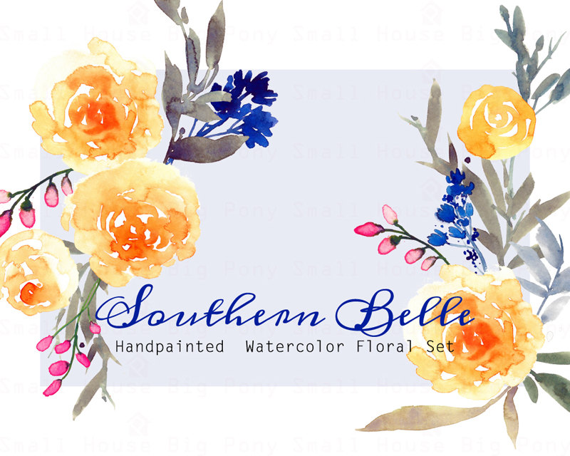 Free southern belle clipart banner royalty free stock belle clipart #il_570xN   76 Belle Clipart   Tiny Clipart banner royalty free stock