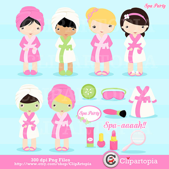 Free spa girl clipart transparent library 77+ Spa Images Clip Art Free | ClipartLook transparent library