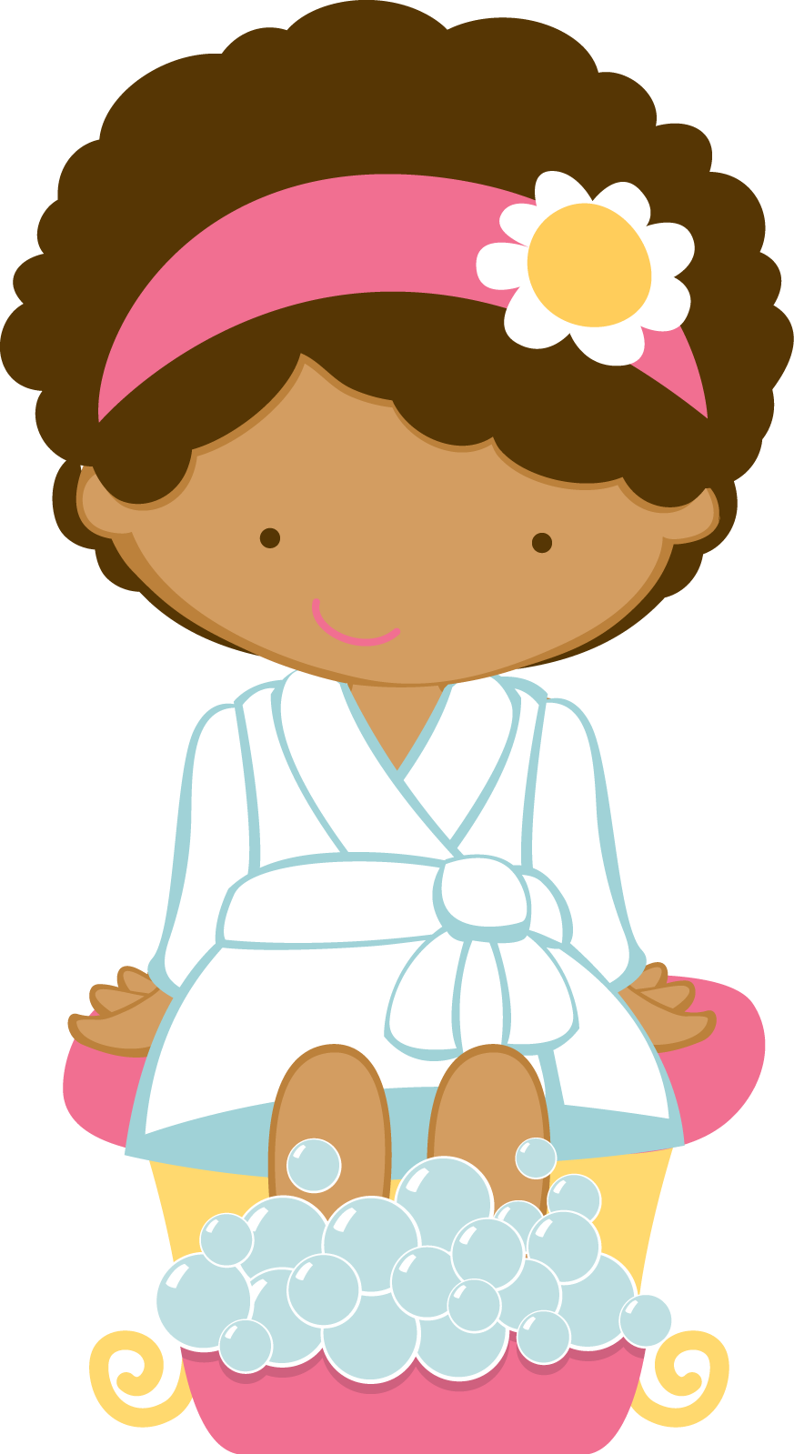 Free spa girl clipart clip art library library Free PNG Spa Transparent Spa.PNG Images. | PlusPNG clip art library library