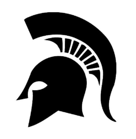 Spartan clipart picture black and white stock Spartan clipart free » Clipart Portal picture black and white stock