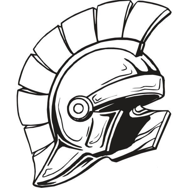 Free spartan clipart banner transparent stock free clipart spartan images | Trojans & Spartans : Quick Draw ... banner transparent stock