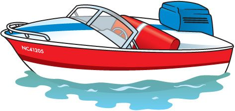 Free speed boat clipart vector download Speed Boat Clip Art & Speed Boat Clip Art Clip Art Images ... vector download