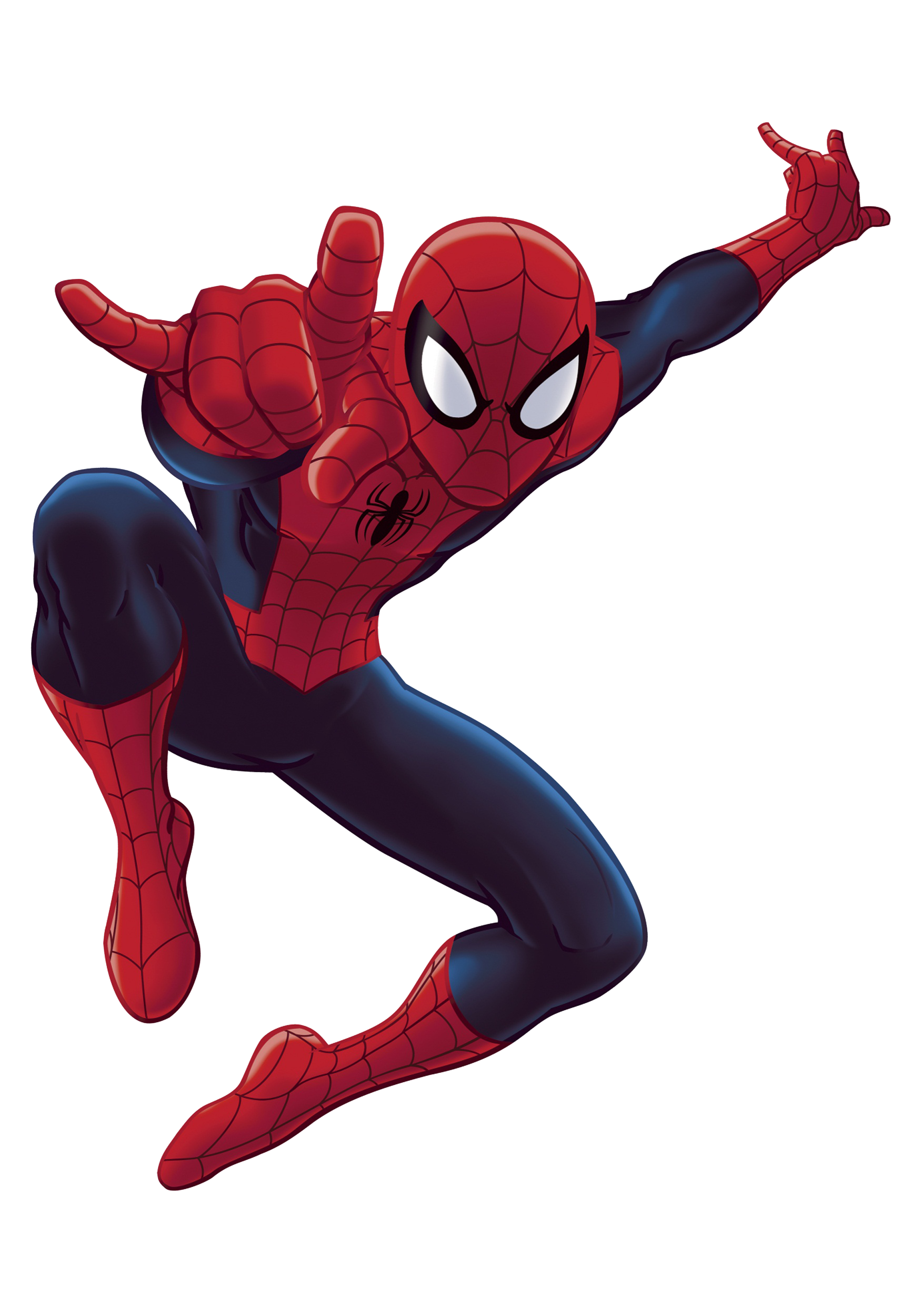 Free spiderman clipart vector royalty free Free Spiderman Png Transparent Background vector royalty free