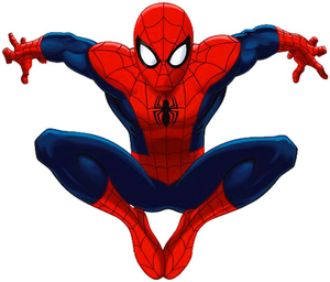 Free spiderman clipart graphic free stock Free Printable Spiderman Clipart | Free Images at Clker.com - vector ... graphic free stock