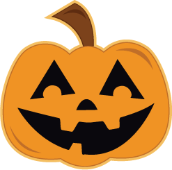Hallween clipart clip library stock Free Halloween Clipart (black and white or color) | Printables ... clip library stock