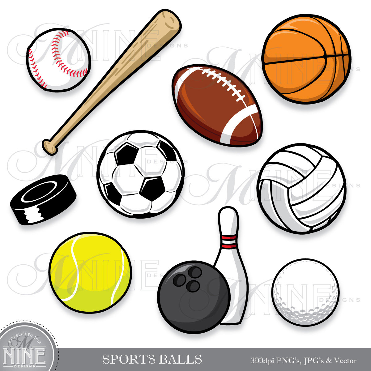 Free sports graphics clipart clipart royalty free stock Free Sports Clipart & Sports Clip Art Images - ClipartALL.com clipart royalty free stock