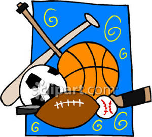 Free sports graphics clipart image freeuse stock Free animated sports clipart - ClipartFest image freeuse stock