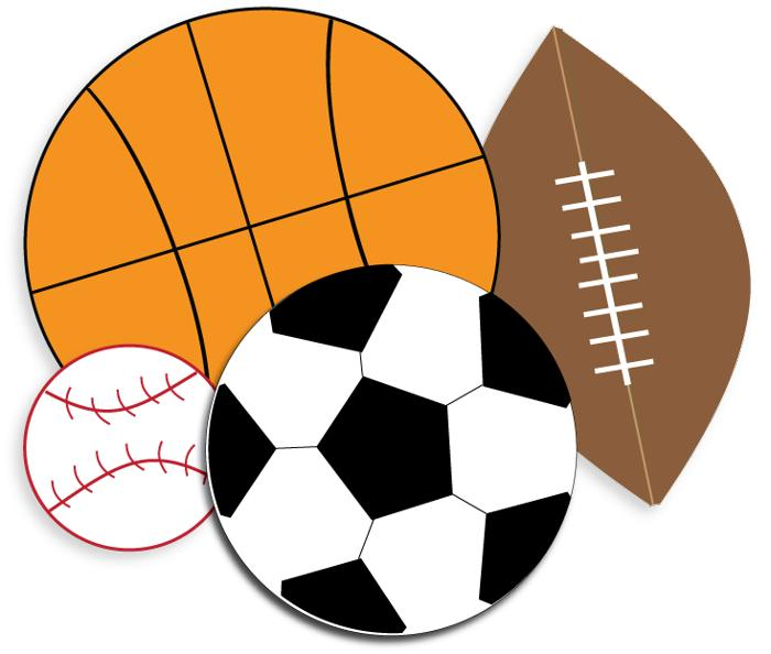 Free sports graphics clipart image library download Free Sports Clip Art Pictures - Clipartix image library download