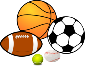 Free sports graphics clipart png black and white download Free Sports Clipart & Sports Clip Art Images - ClipartALL.com png black and white download