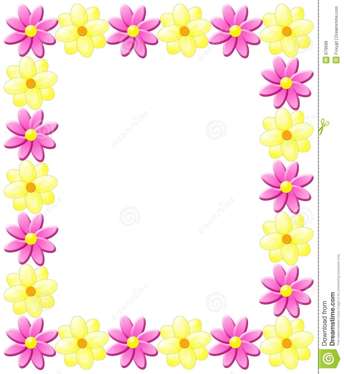 Free spring flowers photos svg transparent library Spring Flowers Royalty Free Stock Photos - Image: 679698 svg transparent library