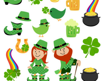 Free st patty-s day clipart banner black and white library Free Images St Patricks Day, Download Free Clip Art, Free Clip Art ... banner black and white library