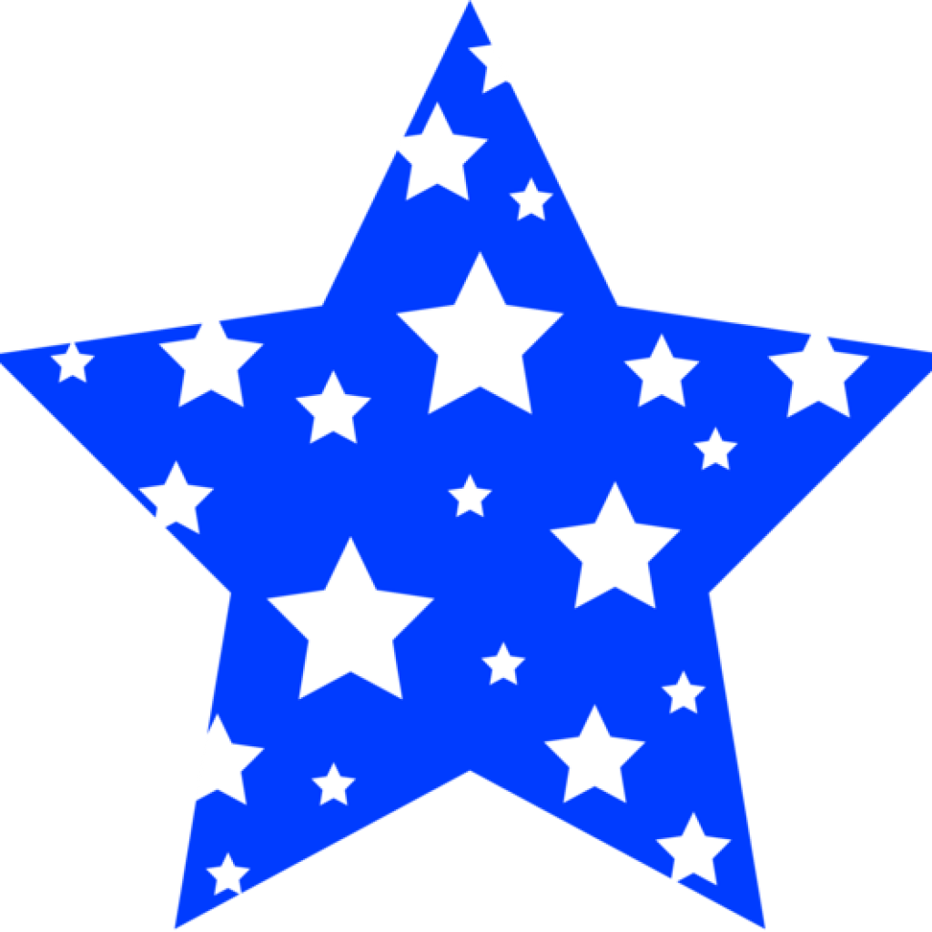 Light blue star clipart graphic freeuse stock Blue Star Clipart food clipart hatenylo.com graphic freeuse stock